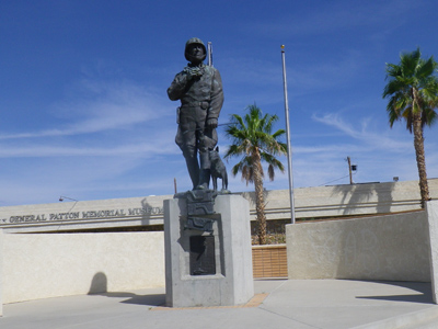 General Patton Memorial Museum at Chiriaco Summit, California