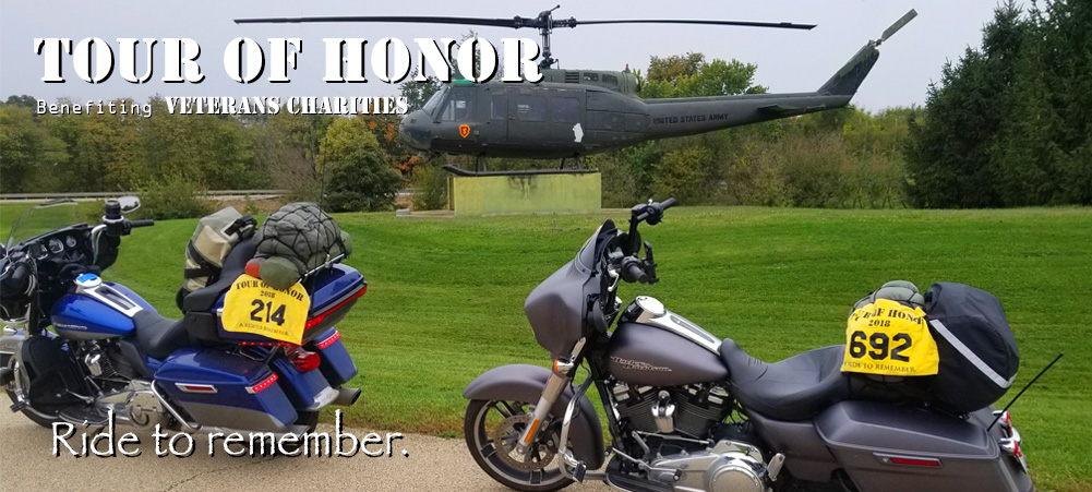 Tour of Honor Huey
