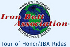 Iron Butt Association logo