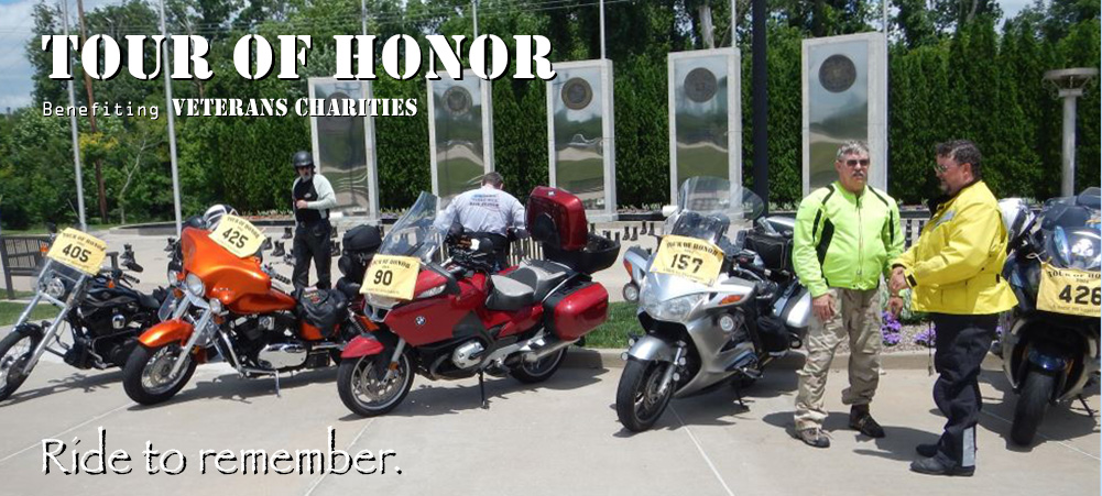Tour of Honor O'Fallon Missouri memorial