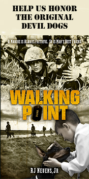Walking Point, a short film about Military Working Dogs