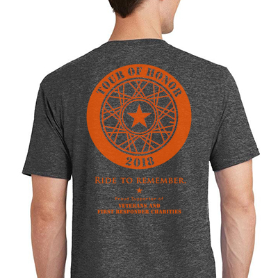 Tour of Honor short sleeve shirt