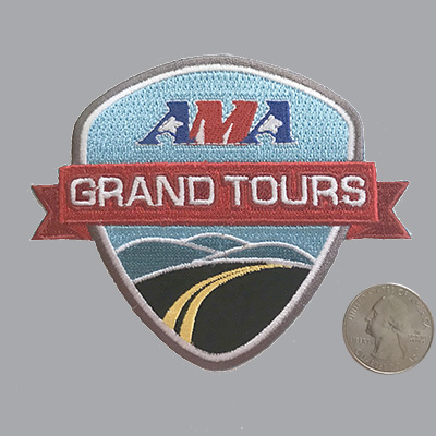 AMA Grand Tours patch